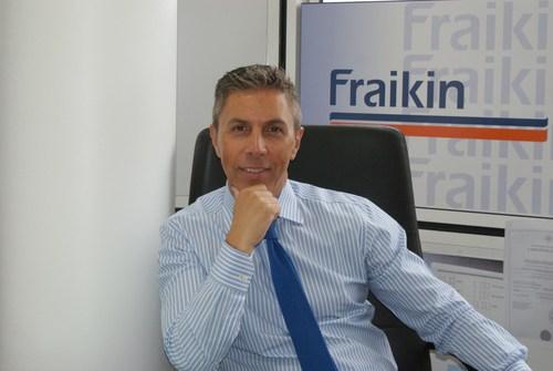 Claudio Gariboldi, Chief Executive Officer in Italy (PRNewsFoto/Fraikin)