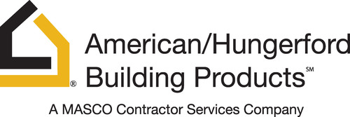 American Hungerford Building Products.  (PRNewsFoto/Masco Contractor Services)