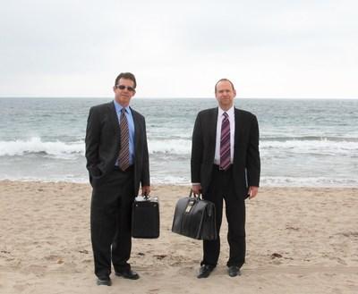 Helmer Friedman LLP founding partners Gregory D. Helmer and Andrew H. Friedman