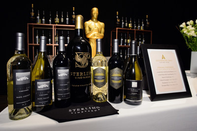 Sterling Vineyards Named Exclusive Wines of the 2016 Oscars(R) - Photo credit:  Richard Harbaugh/(C)AMPAS