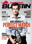 Tennis pro Andy Murray is featured on the June 2015 cover of The Red Bulletin magazine which revealed data from its first BPA Worldwide audit four years after launching in the U.S.