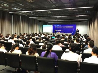 CPhI Oniste Conference (PRNewsFoto/Shanghai UBM Sinoexpo...)