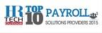 SmartLinx Solutions: HR Tech Outlook Top 10 Payroll Solution Provider