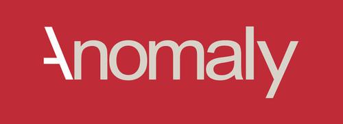 Anomaly logo. (PRNewsFoto/Anomaly) (PRNewsFoto/)