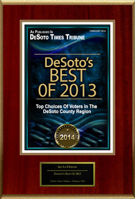 Jay-Lo Fitness Selected For ''DeSoto's Best Of 2013''