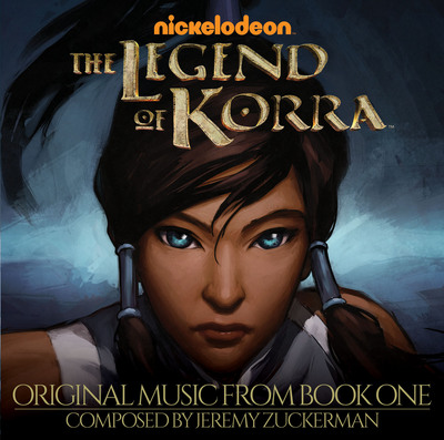 The Legend of Korra: Original Music from Book One, Available On July 16.  (PRNewsFoto/Nickelodeon)