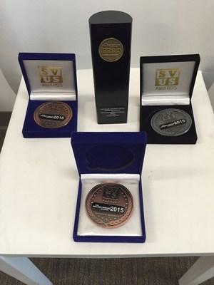 Daintree Networks' 2015 Golden Bridge Awards