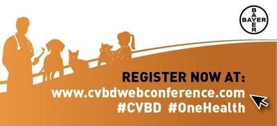 Registration for the CVBD web conference at www.cvbdwebconference.com.