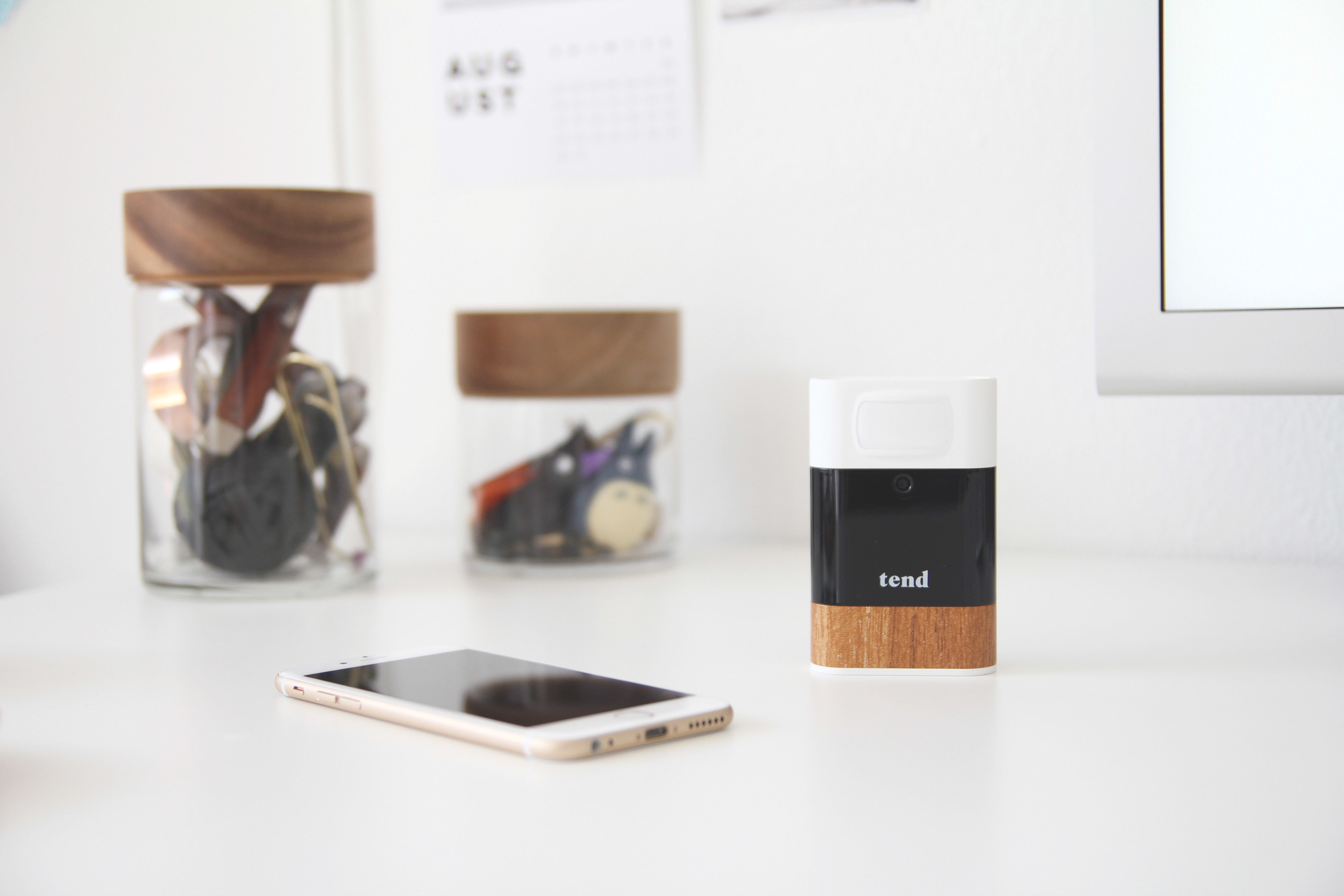 Tend launches Tend Secure, a smart security product that goes where you go
