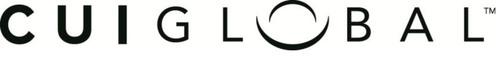 CUI Global, Inc. Logo. (PRNewsFoto/CUI Global, Inc.) (PRNewsFoto/) (PRNewsFoto/)