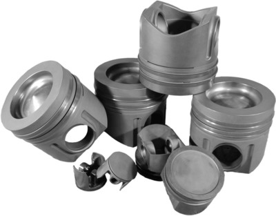 NR Ceramic Pistons (PRNewsFoto/NIAMA-REISSER, LLC) (PRNewsFoto/NIAMA-REISSER_ LLC)