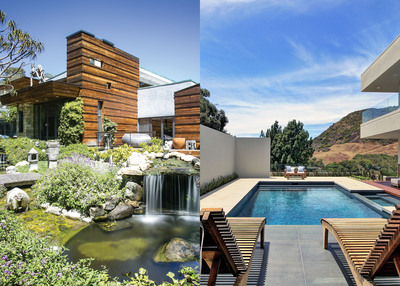 Auction of Two Luxury California Properties, Selling Live January 30th, ConciergeAuctions.com. (PRNewsFoto/Concierge Auctions) (PRNewsFoto/CONCIERGE AUCTIONS)