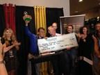 The Louisiana Startup Prize gives away big prize to Alchemy Geopolymer. (PRNewsFoto/The Louisiana Startup Prize)