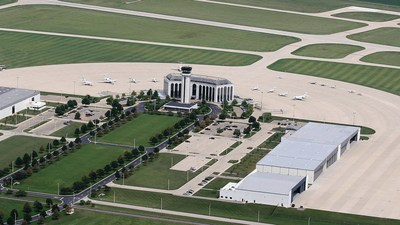 Dupage airport authority renews ch2m partnership for capital improvement program Airport planning and design course