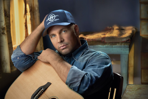 Garth Brooks at Wynn Las Vegas.  (PRNewsFoto/Wynn Las Vegas, Photo by Mark Tucker)