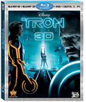 Disney TRON: Legacy Hits The Grid - Tuesday, April 5th