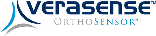 OrthoSensor VERASENSE Knee System.  (PRNewsFoto/ORTHOSENSOR, INC.)