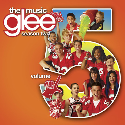 GLEE DEBUTS ORIGINAL SONGS ON GLEE: THE MUSIC, VOLUME 5 AVAILABLE MARCH 8.  (PRNewsFoto/Columbia Records)