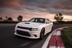 Dodge Charger Earns 2016 ALG Residual Value Award