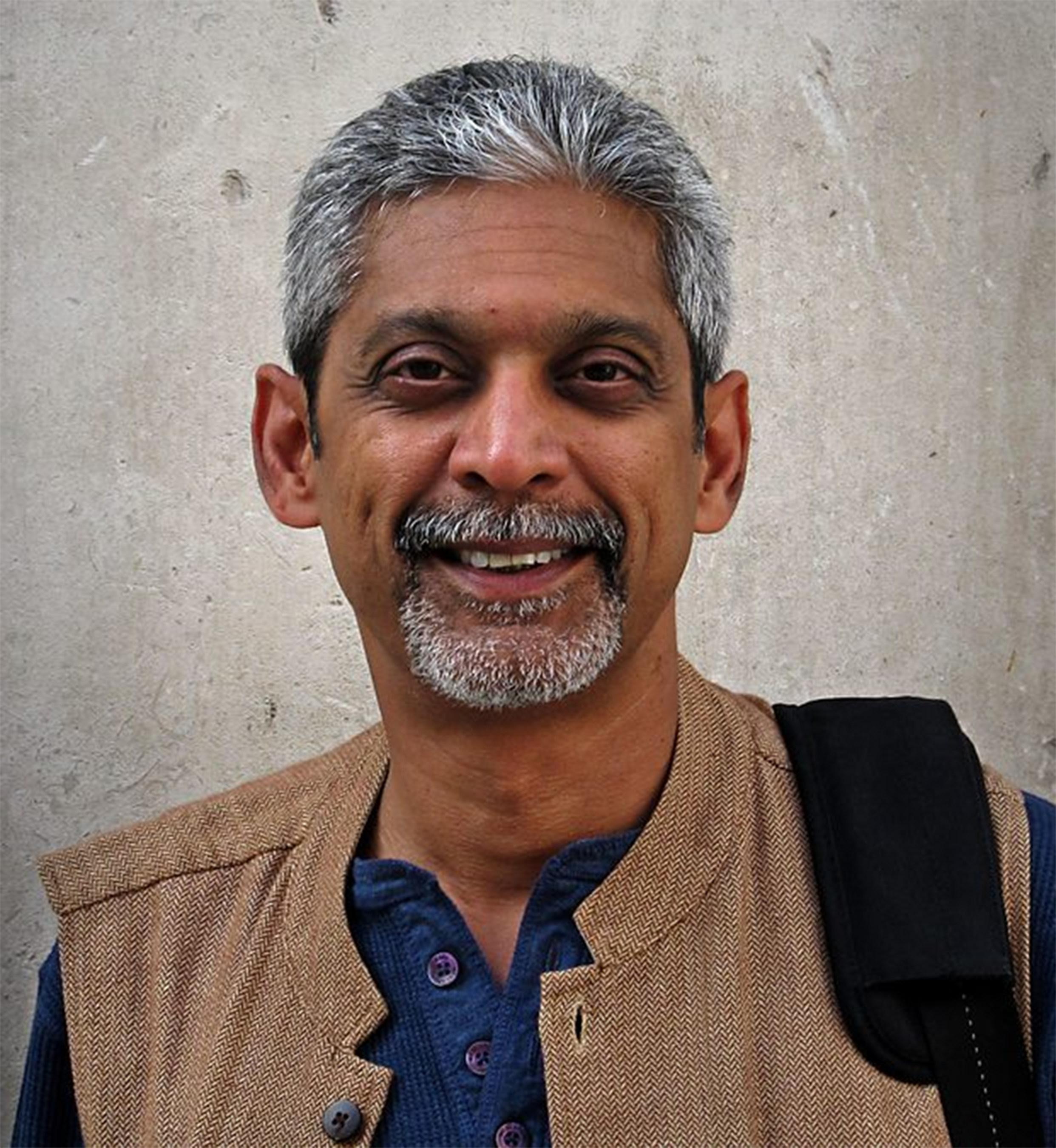 2016 Pardes Prize Recipient Vikram Patel, Ph.D., F.Med.Sci.