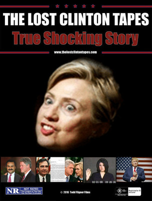 The Lost Clinton Tapes - a Todd Fligner production. An entertaining online docucomedy about one of America's most famous families. TheLostClintonTapes.com