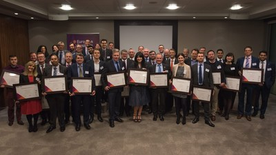 UK National Champions (PRNewsFoto/The European Business Awards)