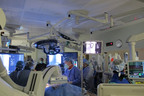 Morton Plant Hospital Performs First Transcatheter Aortic Valve Replacement in Tampa Bay Area