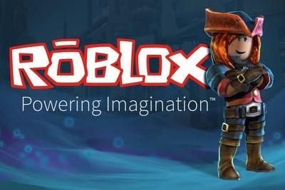 ROBLOX-Powering Imagination(TM)