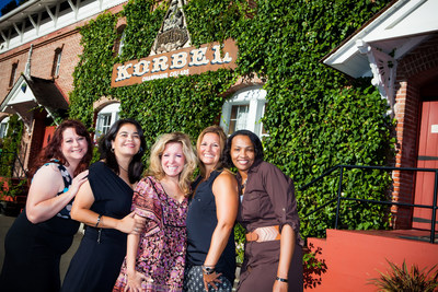 Korbel California Champagne Toasts Fabulous Friendship Of Five Military Friends