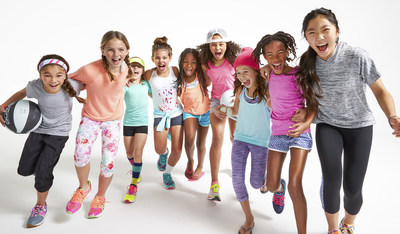 Athleta announces the launch of Athleta Girl for Summer 2016