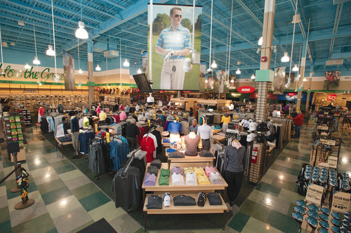 Golf Town Completes $25 Million U.S. Market Expansion, Opens Five Stores to Revolutionize MA Golf