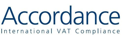 Accordance is an international VAT consultancy and VAT compliance company. Our mission is to enable businesses to trade internationally. Getting VAT right is essential for international trade - we help businesses avoid fines and penalties, improve the cash-flow of expanding companies and ensure clients are VAT compliant by obtaining VAT registrations and handling VAT reporting. (PRNewsFoto/Accordance)
