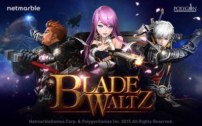 Blade Waltz's action RPG