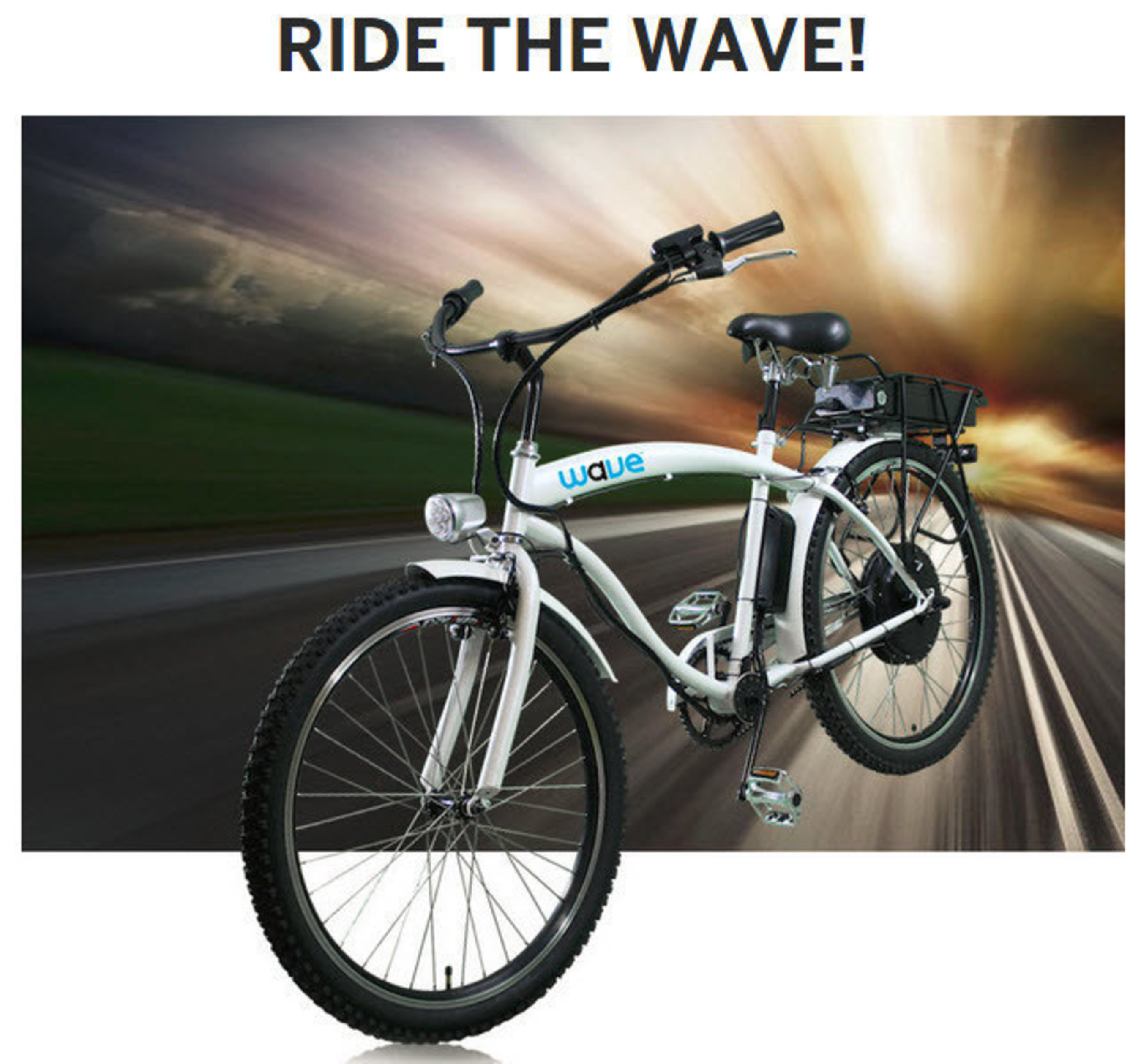 World's Most Affordable $549 Electric Bike Makes Going Green Fun for Everyone