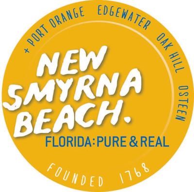 New Smyrna Beach and Southeast Volusia Advertising Authority logo.  (PRNewsFoto/Southeast Volusia Advertising Authority)