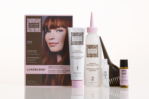 Couture Colour Bringing Luxurious, Authentic Salon Results to the Home Colourist