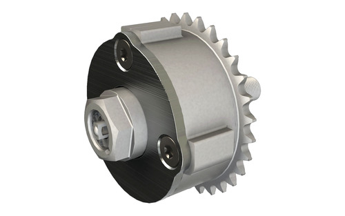 BorgWarner's new family of cam phasers for I4 engines offer automakers flexible, fast-to-market VCT ...