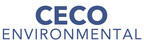 CECO Environmental Corp. Reports Second Quarter and Six Months 2016 Results; Achieved Record Revenue, Operating Income, and Net Cash Provided by Operating Activities