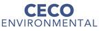 CECO Environmental Announces Senior Leadership Change
