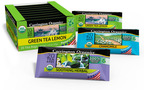 Carrington Co. LLC introduces first-ever 100% eco-friendly packaged tea, Carrington Organics Tea.  (PRNewsFoto/Carrington Co., LLC)