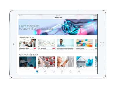 IBM MobileFirst for iOS Expert Seller App Empowers Salespeople