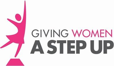 Giving Women a Step Up Logo