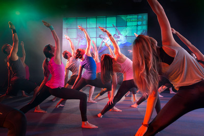 Anytime Fitness First To Offer Les Mills Virtual Classes.  (PRNewsFoto/Anytime Fitness)