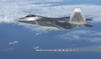 F-22A Raptor - Wikipedia Commons. Saw its first use during September 22nd Iraq/Syria attacks. Program cost of production estimated at $66.7 billion. (PRNewsFoto/The Weekly Leaf)