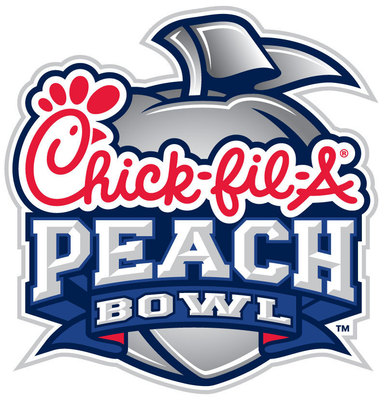 Chick-fil-A Peach Bowl Logo