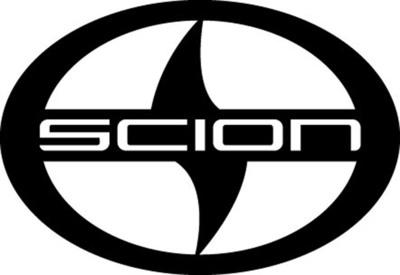 Scion logo.  (PRNewsFoto/Toyota Motor Sales)