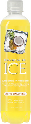 "Sparkling ICE Named ""Best Sparkling Beverage"" at InterBev Awards 2012.  (PRNewsFoto/Sparkling ICE)"