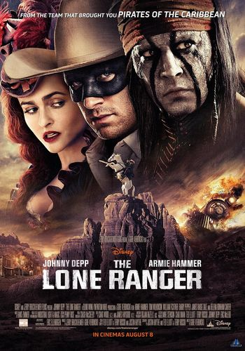 THE LONE RANGER: The exciting tale of John Reid, the Lone Ranger. An idealistic lawyer, he rides with his brother and fellow Texas Rangers in pursuit of the notorious Butch Cavendish... (PRNewsFoto/ITALIA Films - Middle EAST)