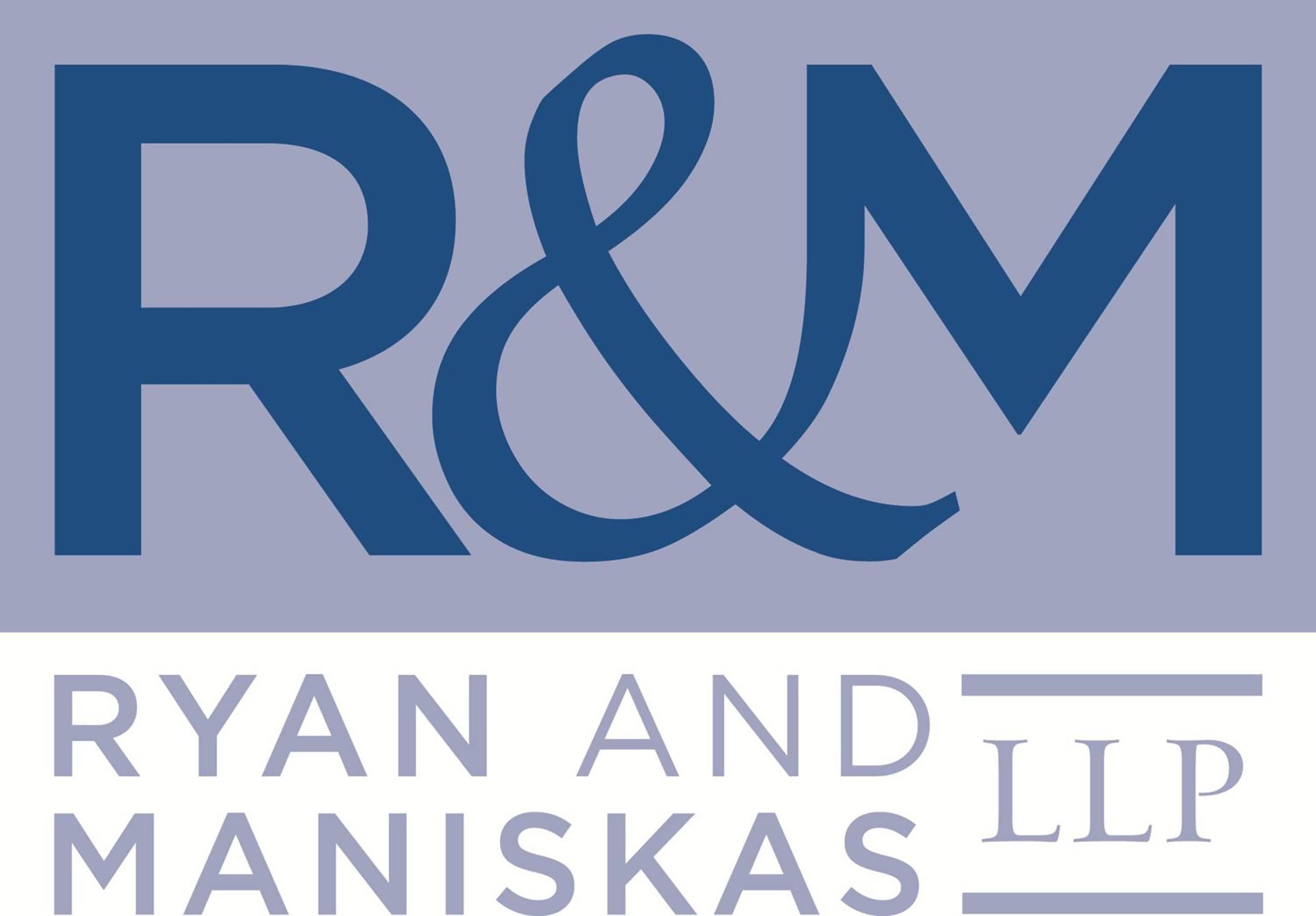 Ryan & Maniskas, LLP.