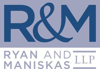Ryan & Maniskas, LLP.  (PRNewsFoto/Ryan & Maniskas, LLP)